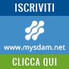 Logo iscrizione SDAM 2017
