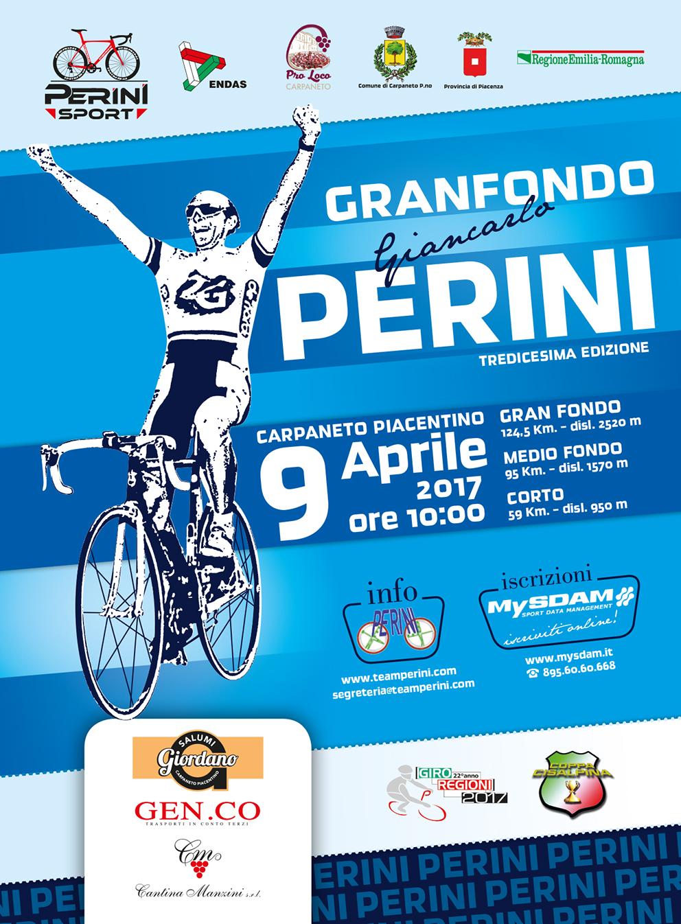 Locandina GF Giancarlo Perini 2017